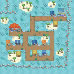 MonsterMMORPG New Incoming Map Region Water MinorCity 3 - Copyrighted To MonsterMMORPG