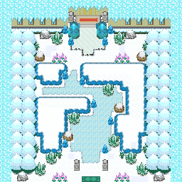 MonsterMMORPG New Incoming Map Region Ice MonsterArena - Copyrighted To MonsterMMORPG
