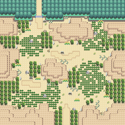 MonsterMMORPG New Incoming Map Region Ground Route 109 - Copyrighted To MonsterMMORPG