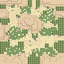 MonsterMMORPG New Incoming Map Region Ground Route 110 - Copyrighted To MonsterMMORPG