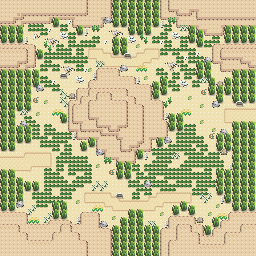 MonsterMMORPG New Incoming Map Region Ground Route 111 - Copyrighted To MonsterMMORPG