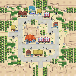 MonsterMMORPG New Incoming Map Region Ground MinorCity 1 - Copyrighted To MonsterMMORPG