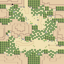 MonsterMMORPG New Incoming Map Region Ground Route 113 - Copyrighted To MonsterMMORPG