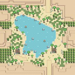 MonsterMMORPG New Incoming Map Region Ground Route 116 - Copyrighted To MonsterMMORPG