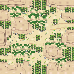 MonsterMMORPG New Incoming Map Region Ground Route 118 - Copyrighted To MonsterMMORPG