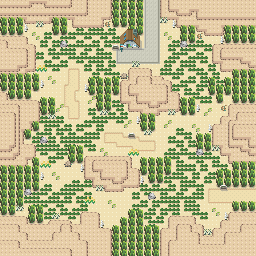 MonsterMMORPG New Incoming Map Region Ground Route 119 - Copyrighted To MonsterMMORPG