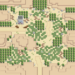 MonsterMMORPG New Incoming Map Region Ground Route 121 - Copyrighted To MonsterMMORPG