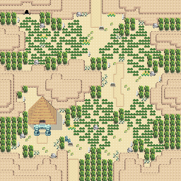 MonsterMMORPG New Incoming Map Region Ground Route 122 - Copyrighted To MonsterMMORPG