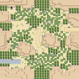 MonsterMMORPG New Incoming Map Region Ground Route 123 - Copyrighted To MonsterMMORPG