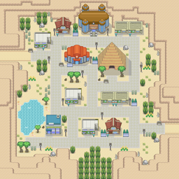 MonsterMMORPG New Incoming Map Region Ground MajorCity - Copyrighted To MonsterMMORPG