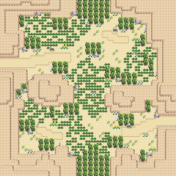 MonsterMMORPG New Incoming Map Region Ground Route 125 - Copyrighted To MonsterMMORPG
