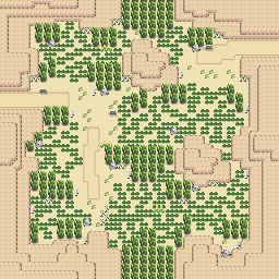 MonsterMMORPG New Incoming Map Region Ground Route 126 - Copyrighted To MonsterMMORPG