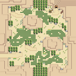 MonsterMMORPG New Incoming Map Region Rock Route 127 - Copyrighted To MonsterMMORPG