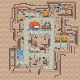 MonsterMMORPG New Incoming Map Region Rock MinorCity 1 - Copyrighted To MonsterMMORPG
