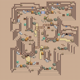 MonsterMMORPG New Incoming Map Region Rock Route 138 - Copyrighted To MonsterMMORPG
