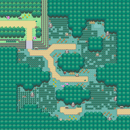 MonsterMMORPG New Incoming Map Region Grass Route 19 - Copyrighted To MonsterMMORPG
