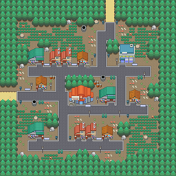 MonsterMMORPG New Incoming Map Region Fight MinorCity 1 - Copyrighted To MonsterMMORPG
