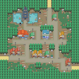 MonsterMMORPG New Incoming Map Region Fight MinorCity 3 - Copyrighted To MonsterMMORPG