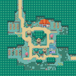 MonsterMMORPG New Incoming Map Region Grass MinorCity 1 - Copyrighted To MonsterMMORPG