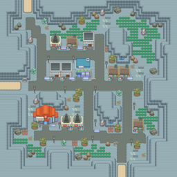 MonsterMMORPG New Incoming Map Region Steel MinorCity 1 - Copyrighted To MonsterMMORPG