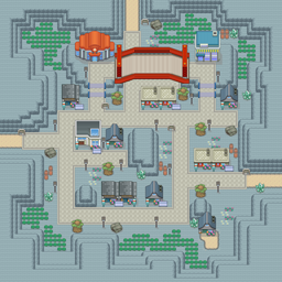 MonsterMMORPG New Incoming Map Region Steel MinorCity 2 - Copyrighted To MonsterMMORPG