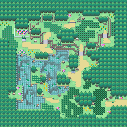 MonsterMMORPG New Incoming Map Region Normal Route 1 - Copyrighted To MonsterMMORPG
