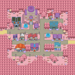 MonsterMMORPG New Incoming Map Region Psychic MajorCity - Copyrighted To MonsterMMORPG
