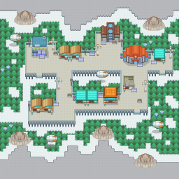 MonsterMMORPG New Incoming Map Region Flying MinorCity 2 - Copyrighted To MonsterMMORPG