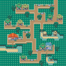 MonsterMMORPG New Incoming Map Region Grass MinorCity 2 - Copyrighted To MonsterMMORPG