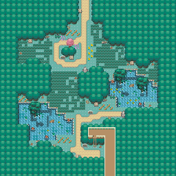 MonsterMMORPG New Incoming Map Region Grass Route 27 - Copyrighted To MonsterMMORPG