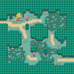 MonsterMMORPG New Incoming Map Region Grass Route 30 - Copyrighted To MonsterMMORPG