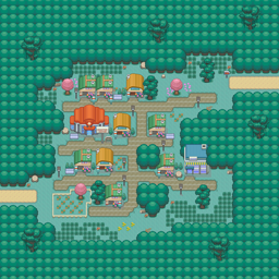 MonsterMMORPG New Incoming Map Region Grass MinorCity 3 - Copyrighted To MonsterMMORPG