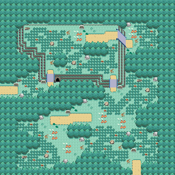 MonsterMMORPG New Incoming Map Region Mixed Route 331 - Copyrighted To MonsterMMORPG