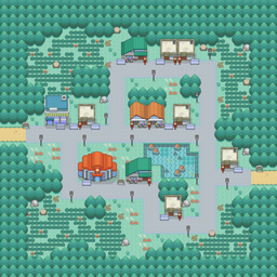 MonsterMMORPG New Incoming Map Region Mixed MinorCity 2 - Copyrighted To MonsterMMORPG