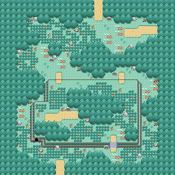 MonsterMMORPG New Incoming Map Region Mixed Route 337 - Copyrighted To MonsterMMORPG