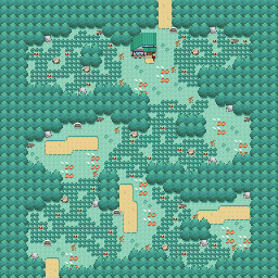 MonsterMMORPG New Incoming Map Region Mixed Route 338 - Copyrighted To MonsterMMORPG