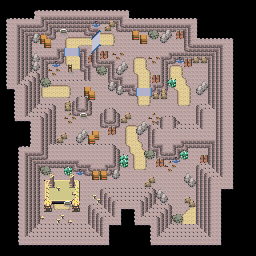 MonsterMMORPG New Incoming Map Region 439 Underground Normal 1 Floor 2 - Copyrighted To MonsterMMORPG