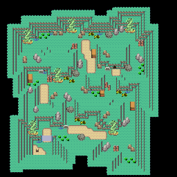 MonsterMMORPG New Incoming Map Region 440 Underground Grass 1 Floor 1 - Copyrighted To MonsterMMORPG