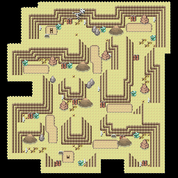 MonsterMMORPG New Incoming Map Region 459 Underground Ground 2 Floor 3 - Copyrighted To MonsterMMORPG