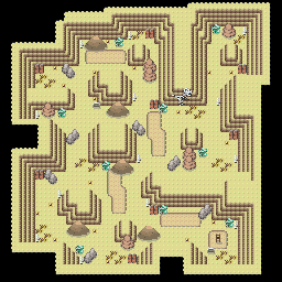 MonsterMMORPG New Incoming Map Region 462 Underground Ground 3 Floor 3 - Copyrighted To MonsterMMORPG