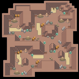 MonsterMMORPG New Incoming Map Region 469 Underground Rock 3 Floor 3 - Copyrighted To MonsterMMORPG