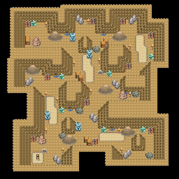 MonsterMMORPG New Incoming Map Region 479 Underground Light 1 Floor 2 - Copyrighted To MonsterMMORPG