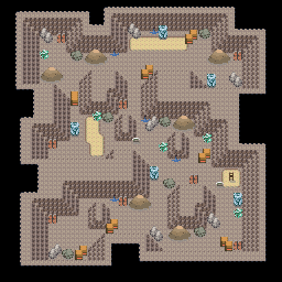 MonsterMMORPG New Incoming Map Region 484 Underground Fighting 1 Floor 3 - Copyrighted To MonsterMMORPG