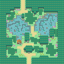 MonsterMMORPG New Incoming Map Region Normal Route 4 - Copyrighted To MonsterMMORPG