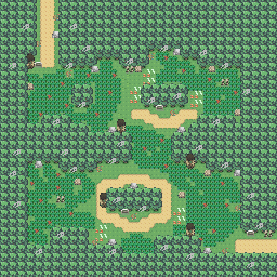 MonsterMMORPG New Incoming Map Region Bug Route 52 - Copyrighted To MonsterMMORPG