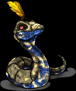 MonsterMMORPG New Incoming Monster 001_Hissoil Copyrighted To MonsterMMORPG