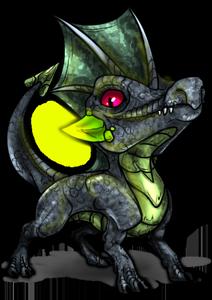 MonsterMMORPG New Incoming Monster 007_Dracby Copyrighted To MonsterMMORPG
