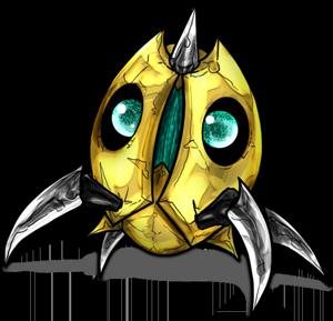 MonsterMMORPG New Incoming Monster 016_Tiktik Copyrighted To MonsterMMORPG