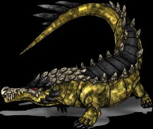 MonsterMMORPG New Incoming Monster 027_Drakosukus Copyrighted To MonsterMMORPG