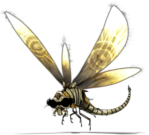 MonsterMMORPG New Incoming Monster 029_Odonasma Copyrighted To MonsterMMORPG